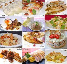 Doce recetas con endibias