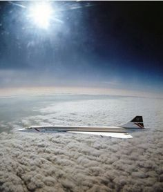 "Adrian Meredith: ""April 1985 Concorde flies supersonic G-BOAG This is a dramatic picture of Concorde flying at supersonic speed. This is the only picture ever taken of Concorde flying at Mach2, 1,350 mph. This unique picture was taken by me from a Tornado fighter jet, which only rendezvoused with Concorde for just 4 minutes over the Irish Sea, Photograph by Adrian Meredith www.concordephotos.com The RAF Tornado was rapidly running out of fuel, and was struggling to keep up with Concorde, at…"