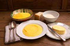 NYT Cooking: Basic Polenta