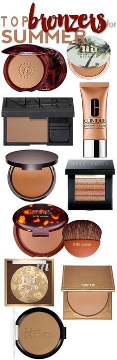 Summer bronzing is a must. Finding the right bronzer can be difficult given  the variety of bronzers readily available. These bronzers can be purchased  right from your local drugstore or mass retailer. I scoured the shelves and  tested so many of them. These are my 15 favorite drugstore bronzers.