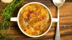Najbardziej popularna zupa we Francji Onion Soup, French Onion, Ratatouille, Macaroni And Cheese, Recipies, Good Food, Food And Drink, Cooking Recipes, Baking