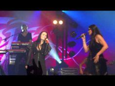 Tarja Turunen feat Floor Jansen - Over The Hills And Far Away live @ Metal Female Voices Fest 2013