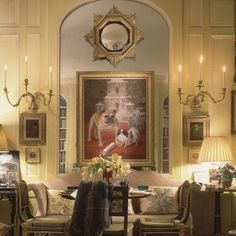NEW YORK PENTHOUSE: Architectural Digest