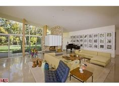 Hollywood actor Gary Cooper commissioned Baroda House in the early 1950s, after portraying an uncompromising modernist architect in the movie The Fountainhead, based on Ayn Rand's novel...