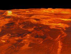 Venus volcanism - Solstation.com