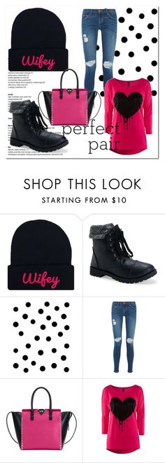"""""""PrfctoLifestyle"""" by prfctolifestyleclothing on Polyvore featuring Aéropostale, Current/Elliott and Valentino"""