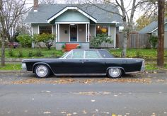 1965 Lincoln Continental – The Last Great American Luxury Car