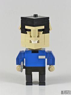 CubeDude Spock | Flickr - Photo Sharing!