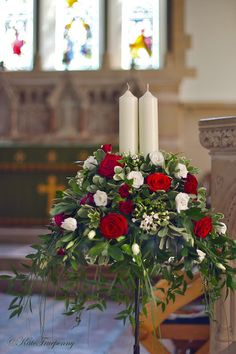 Wedding Flowers Blog: Venue Church -Sarisbury Green