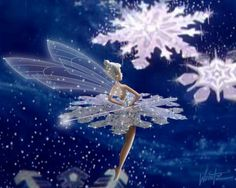 Winter's Fairy