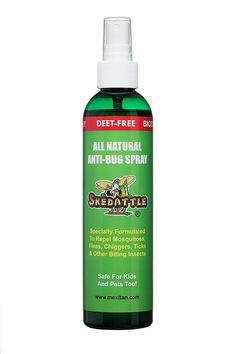 Skedattle® anti-bug spray is a DEET-free and chemical-free bug repellent. It makes bugs scram, beat it, take a hike and get out of town. Mosquito Repellent For Babies, Insect Repellent, Natural Bug Spray, Smell Good, Pest Control, Animals For Kids, Biodegradable Products, Bugs, Insects