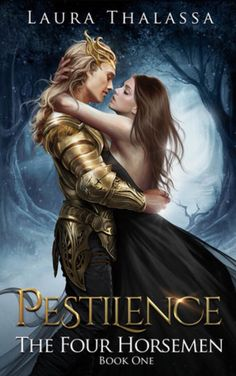 Pestilence (Four Horsemen #1) by Laura Thalassa