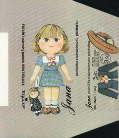 Paper Dolls, Childhood Memories, Retro, Barbie, Children, Bratislava, Fictional Characters, Art, Nostalgia