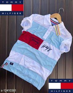 Casual Shirts, Casual Outfits, Men Casual, Denim Shirt Men, T Shirt, Indoor Games For Kids, Modern Man, Rain Jacket, Short Sleeves