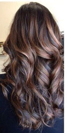 Highlights for brown hair im going to do it perfect hair style