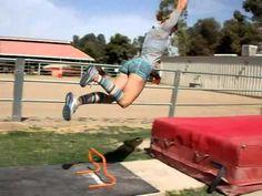 Annie Burlingham- Pole Vault Drill 3/13/2014