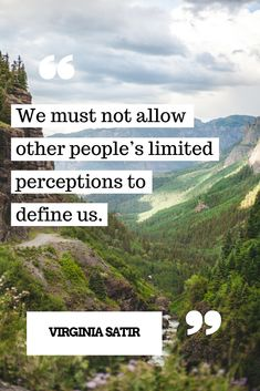 Don't let others define you #inspirational