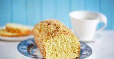 cake-a-la-noix-de-coco-et-au-rhum Thermomix Desserts, Vanilla Cake, French Toast, Healthy Eating, Bread, Diet, Breakfast, Blog, Robot