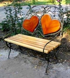Lover's bench :)
