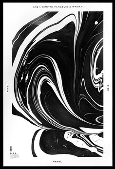 black and white / marble / ink / graphic design / poster / dark / art Poster Design, Graphic Design Posters, Graphic Design Typography, Graphic Design Inspiration, Graphic Art, Illustration Design Graphique, Art Graphique, Illustration Art, Design Digital