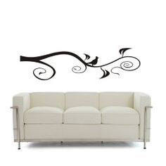 Photo: Tree Branch Birds Wall Sticker Decal DW014 Lana Decals