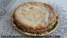 RECEITAS AUSTRÍACAS E ALEMÃS - DOCES: Torta de Queijo Quark ou Ricota – QUARKKUCHEN