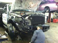 inspection for collision estimate