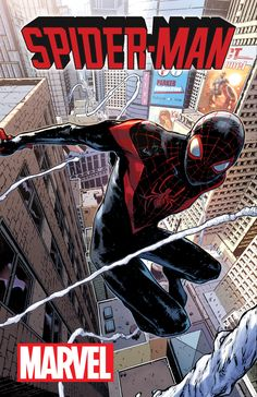 Miles Morales Confirmed as Marvel Comics' New Spider-Man