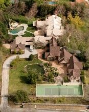 Britney Spears' Home ~ Celebrity Homes