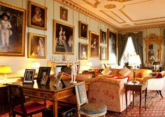 The South Drawing Room - Althorp
