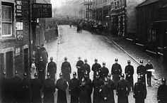 Churchill sent troops against striking Welsh coal miners - The International Churchill Society Inspector Calls, International Rugby, Orca Tattoo, Coal Miners, Mining Company, Cymru, World War One, Working Class, South Wales