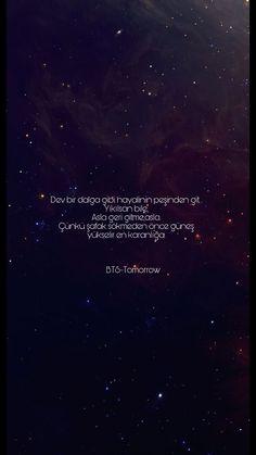 Bts Wallpaper Lyrics, Galaxy Wallpaper, Bts Lyric, Song Lyrics, Meaningful Sentences, Korean Quotes, Song Of The Year, Life Goes On, Bts Jimin