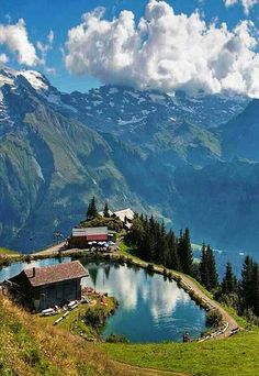 50 Most Beautiful Places In The World 3 Beautiful Places To Travel, Wonderful Places, Places Around The World, Travel Around The World, Natur Wallpaper, Photos Voyages, Nature Pictures, Amazing Nature, Dream Vacations