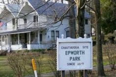 Epworth Park, Bethesda, Ohio - home of historic Chautauqua gathering every year in July.