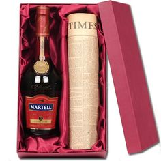 Our fantastic VSOP My Hubby would LOVE this Martell Cognac