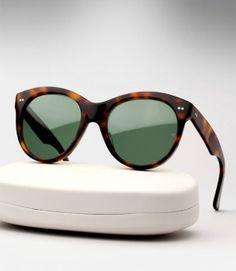 623dfe90e6c Oliver Goldsmith -- the sunglasses Audrey Hepburn wore in Breakfast at  Tiffany s. Tiffany Sunglasses