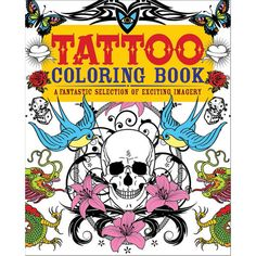 <div><div>Calling kids and art lovers of all ages: get creative and make the tattoos in this sty...