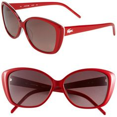 June 27 is Sunglasses Day, although it is always good to wear sunglasses, so bring out your flashiest pair (you know, the ones with the rhinestones at the corners) and strut your stuff!