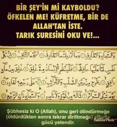Dualar Tintin, Quran, Islam, Prayers, Rage, Quote, Holy Quran, Prayer