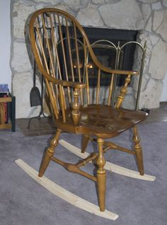 Windsor Chair Rocker