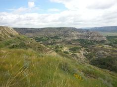 Bad Lands, North Dakota Teddy Roosevelt Park