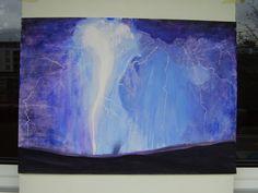 Thunder At Purusha / Preis: 350 CHF Painting, Artwork