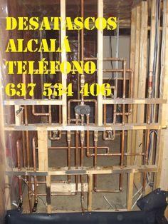 Desatascos Alcalá