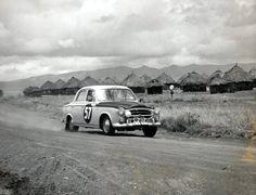 Peugeot 403, East African Safari Rally