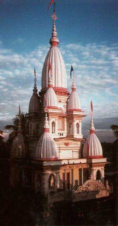 Sri Chaitanya Saraswat Math Mandir, Navadwip, West Bengal