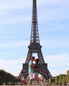 Te amo! @leandromunhos #torreeiffel #paris