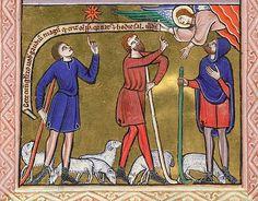 sta albans psalter | ... (England, S. E. (St Albans), c1240) shelfmark Arundel 157 f.3v