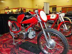 OldMotoDude: 1956 Moto Rumi Jr. 175 Racer sold for $12,000 at t...