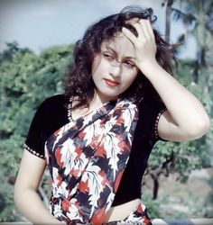 Adored for her mesmerizing beauty by millions of fans #Indian actress #Madhubala