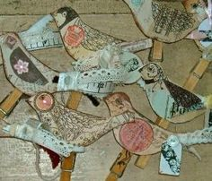 paper birds by leona